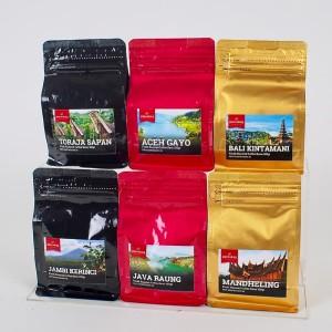 Harga mokhabika specialty coffee sampler 6 | HARGALOKA.COM