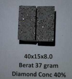 Harga 40x15x8 0 diamond segment untuk sumur | HARGALOKA.COM