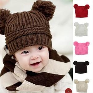 Harga topi rajut kado bayi baby batita balita anak keren unik lucu bola   | HARGALOKA.COM