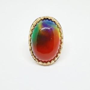Harga cincin batu akik pancawarna   HARGALOKA.COM