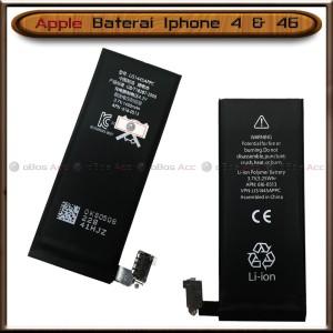 Harga baterai iphone 4 4g 4 g apple original batre | HARGALOKA.COM