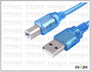 Harga kabel usb printer 2 0 hp canon epson ke komputer pc laptop 1 5m 1m | HARGALOKA.COM