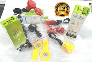 Harga alat charger hp untuk motor waterproof anti air kualitas nomor | HARGALOKA.COM