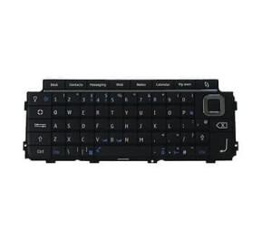 Harga 100 original nokia e90 keypad dalam qwerty  black promo murah | HARGALOKA.COM