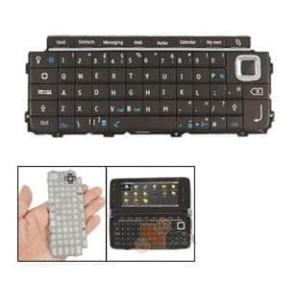Harga 100 original nokia e90 keypad dalam qwerty  mocca promo murah | HARGALOKA.COM