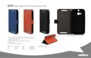 Harga original ahha capdase product kim flip case htc new one   HARGALOKA.COM