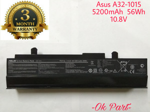 Harga baterai battery original asus eee pc 1015 1015p 1011 1016 | HARGALOKA.COM