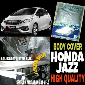 Harga sarung penutup jazz body cover selimut bodi mobil new honda jazz | HARGALOKA.COM