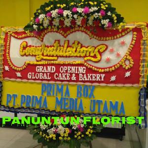 Info Karangan Bunga Papan Ucapan Dirgahayu Uk 1 5x2meter Katalog.or.id