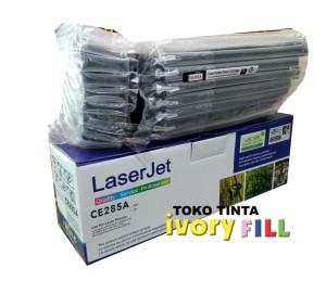 Harga toner untuk hp laserjet p1102 p1102w m1232 m1212 1217 compatible | HARGALOKA.COM