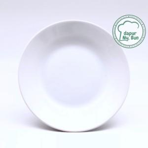 Katalog Piring Makan Putih Polos Katalog.or.id