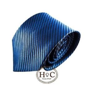 Harga dasi necktie slim polos wedding best man dark blue listed tie   2 | HARGALOKA.COM