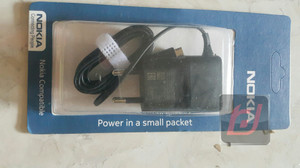 Harga charger nokia ac 20e micro usb lumia 900 800 730 630 530 430 510 | HARGALOKA.COM