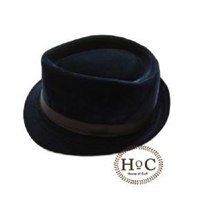 Harga houseofcuff topi fedora hat dark blue fedora hat | HARGALOKA.COM