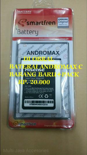 Harga baterai smartfren andromax c ori battrey batrai batre | HARGALOKA.COM