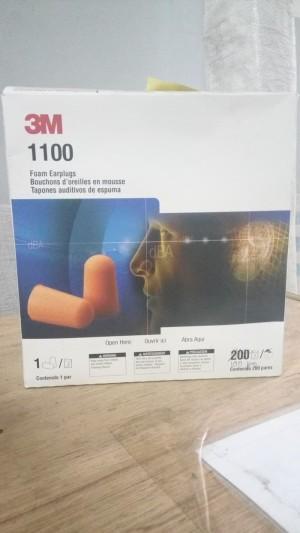 Harga 3m Earplug Disposible 1100 Pelindung Penutup Telinga Box 200 Box Katalog.or.id