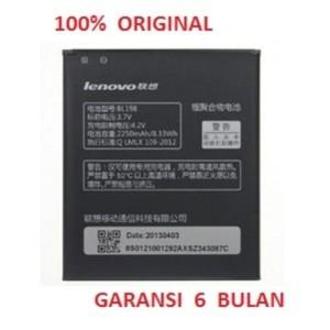 Harga battery lenovo a830 a850 k860 s880 s890 bl198 original 100 | HARGALOKA.COM
