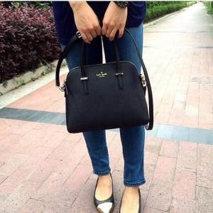 Harga supplier tas dompet wanita murah batam harga grosir katespade maise   | HARGALOKA.COM