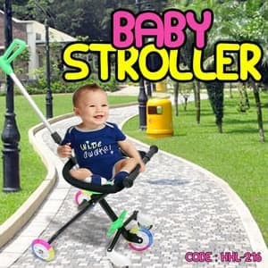 Harga baby stroller dorongan bayi kereta dorong anak hhl 216 | HARGALOKA.COM
