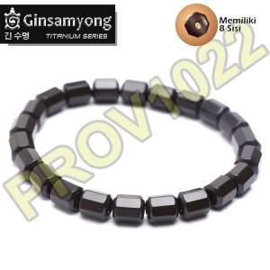 Harga gelang ginsamyong dark brown   gelang kesehatan original south   HARGALOKA.COM