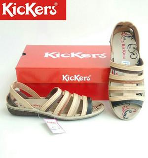 Harga sepatu cewe sandal cewe sepatu sandal cewe kickers women kode | HARGALOKA.COM