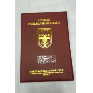 Harga map ijazah sampul raport k13 folio isi 16 8 kiri 8 kanan | HARGALOKA.COM