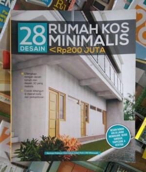 Harga dua puluh delapan desain rumah kost minimalis kurang rp 200 | HARGALOKA.COM