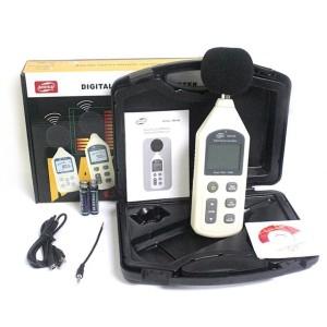 Harga sound level meter data logger benetech gm1356 tester suara | HARGALOKA.COM