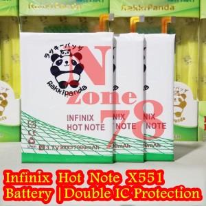 Harga baterai infinix hot note x551 double power ic | HARGALOKA.COM