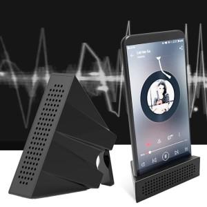 Harga ss5215   sound amplifier smartphone dock speaker   stand holder | HARGALOKA.COM