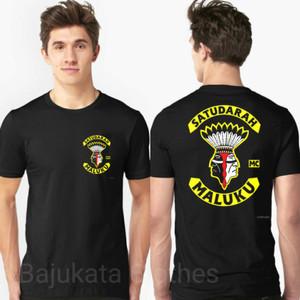 Harga atasan kaos t shirt satu darah maluku   HARGALOKA.COM