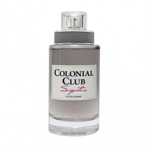 Info Parfum Original Jeanne Arthes Colonial Club Man Katalog.or.id