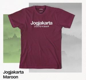 Harga t1816 kaos tshirt baju combed 30s distro jogjakarta yogyakarta | HARGALOKA.COM
