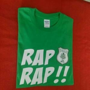 Harga t1918 kaos tshirt baju combed 30s distro rap rap psms medan | HARGALOKA.COM