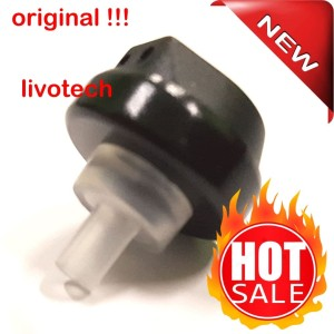 Harga hearing aid earphone hitam speaker alat bantu dengar 2 pin | HARGALOKA.COM
