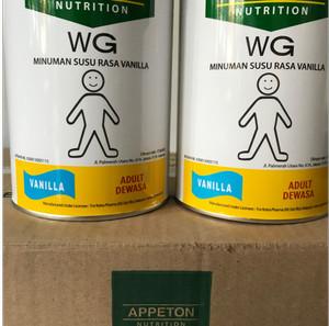 Info Susu Appeton Weight Gain Di Carrefour Katalog.or.id