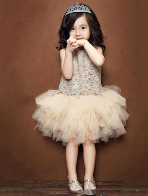 Harga tutu dress baju pesta anak baju import baju anak korea   6 7 | HARGALOKA.COM