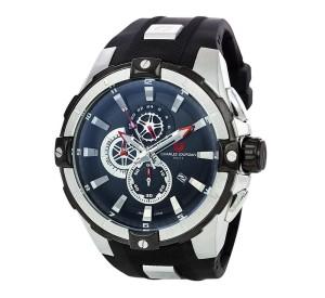 Harga charles jourdan   cj1040 1332   jam tangan pria   black | HARGALOKA.COM