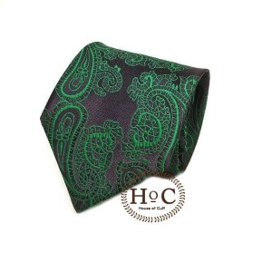 Harga dasi neck tie motif wedding best man green batik tie   2 | HARGALOKA.COM