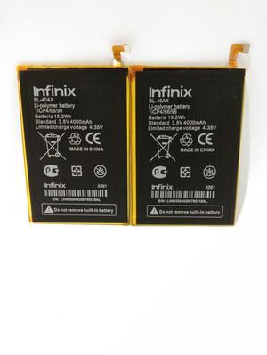 Harga battery baterai infinix hot note x551 bl 40ax bl40ax original 100 | HARGALOKA.COM