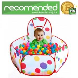 Harga mainan kolam mandi bola anak   multi   HARGALOKA.COM