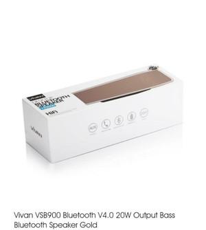 Harga vivan vsb900 bluetooth v4 0 20w output bass bluetooth speaker | HARGALOKA.COM