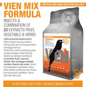 Info Robust Handfeeding Formula Pakan Loloh Like Zupreem Katalog.or.id