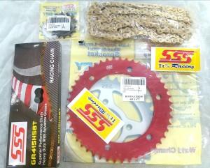 Harga gearset sss cbr 250 rr cbr 250 led all new cbr | HARGALOKA.COM