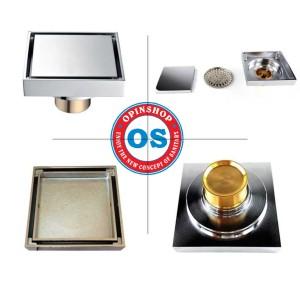 Katalog Smart Floor Drain Minimalis Stenlis Steel Saringan Kamar Mandi Os A804 Katalog.or.id