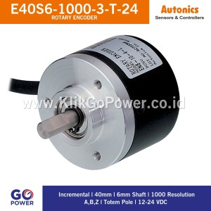 Harga Autonics E50s8 360 3 T 5 Rotary Encoder Incremental Shaft 50mm Katalog.or.id
