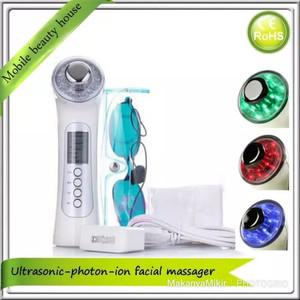 Harga strika wajah pijat kecantikan ultrasonik ultrasonic photon | HARGALOKA.COM