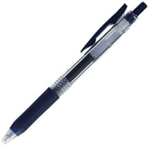 Harga zebra sarasa clip japan 0 5 gel ink rollerball pulpen gel blue black   0 | HARGALOKA.COM