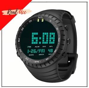 Harga original skmei 1992 jam tangan digital sport pria water resistant 50m   | HARGALOKA.COM