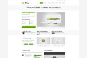 Harga theme website template valera | HARGALOKA.COM